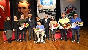 Trafik Kazaları Sonucunda Engelli Olarak Hayatlarına Devam Eden Vatandaşlarımızla Etkinlik Düzenlendi