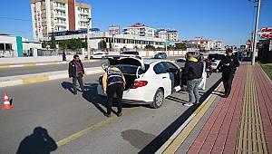 """24 Ocak Günü Antalya'da """"Türkiye Güven Huzur Uygulaması (2020-1)"""" Yapıldı"""