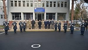 Emniyet Genel Müdürü Sayın Mehmet Aktaş Diyarbakır Jandarma Bölge Komutanlığı'nı Ziyaret Etti