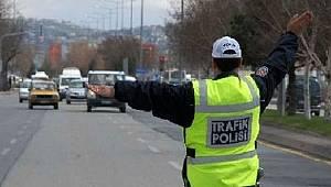 İstanbul'da 23.01.2020 Perşembe günü saat 20.30'da Trafiğe Kapanacak Yollar