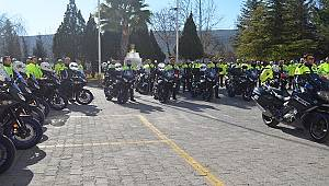 Muğla'da Motosiklet Teslim Ve