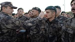Özel Harekatçılar Barış Pınarı Harekatı'nda Görev Yapmak Üzere Uğurlandı