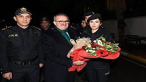 Sn.Mehmet Murat ULUCAN'ın Yılbaşı Gecesinde Yapmış Olduğu Ziyaretler