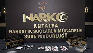 Zeytinköy Bölgesinde Uyuşturucu Ele Geçirildi