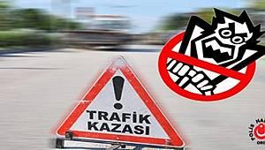 Afyonkarahisar'da Ölümlü Trafik Kazası