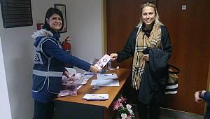 Antalya'da KADES Uygulaması Tanıtım Faaliyetleri Devam Ediyor