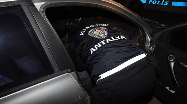 Antalya İl Genelinde Huzur Akdeniz (2020-1) Uygulaması Yapıldı