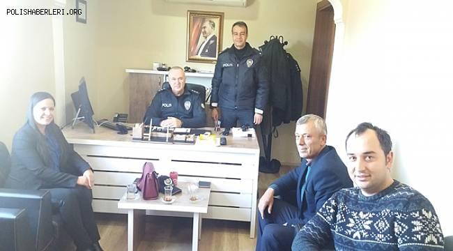 Antalyanın Tüm İlçelerinde Ocak Ayı Huzur Toplantıları Yapıldı