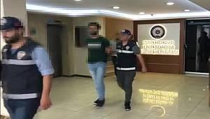 Göçmen Kaçakçılığıyla Mücadele ve Hudut Kapıları Şube Müdürlüğü Çalışmaları