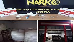 Kaçakçılık ve Organize Suçlarla Mücadele Şube Müdürlüğümüzce Başarılı Çalışmalar Yapıldı