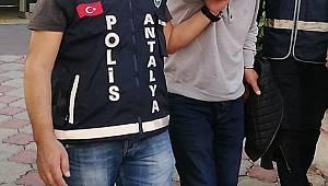 Antalya'da Kasten Öldürme Olayına Karışan Şüpheli Tutuklandı
