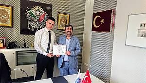 Gaziantep İstihbarat Müdürümüz Mehmet Altunova'ya Anlamlı Ziyaret