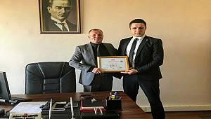 Gaziantep L Tipi Açık Ceza Evi Müdürlüğü'ne Ziyaret