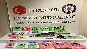 İstanbul Sultangazi İlçe Emniyet Müdürlüğü-Basın Duyurusu