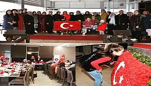 Konya Polis Eşleri Derneği Faaliyetleri Kapsamında Program Düzenlendi