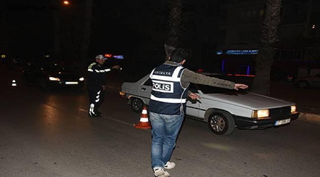 Antalya'da Koronavirüs Tedbirleri Kapsamında Toplu Taşıma Araçları Denetlendi