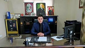 Polishaberleri Gaziantep İstihbarat Müdürü Mehmet Altunova Ramazan Ayı Dolayısıyla Bir Mesaj Yayınladı