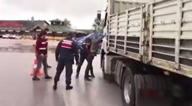 Bolu İl Jandarma Komutanlığından Uyuşturucu Tacirlerine Büyük Operasyon