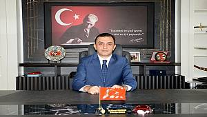 İl Emniyet Müdürümüz Sayın Mehmet Murat ULUCAN'ın Anneler Günü Mesajı