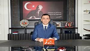Sayın Mehmet Murat ULUCAN'ın 19 Mayıs Atatürk'ü Anma, Gençlik ve Spor Bayramı Kutlama Mesajı