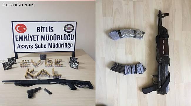 Silah ve Mühimmat Ticareti Suçlarına Yönelik Yapılan Çalışmalar
