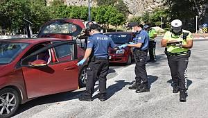"""29 Temmuz Günü Antalya'da """"Türkiye Güven Huzur Uygulaması (2020-9)"""" Gerçekleştirildi"""