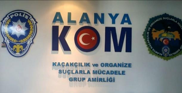 Alanya'da Piyasaya Sahte Para Sürmeye Çalışan Şahıslar Yakalandı
