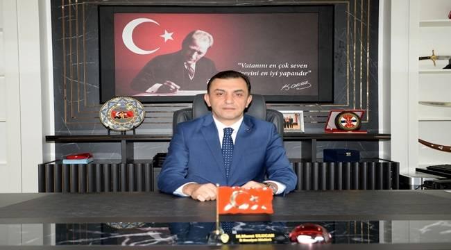 Antalya Emniyet Müdürü Mehmet Murat ULUCAN'ın 15 Temmuz Demokrasi ve Milli Birlik Günü Mesajı