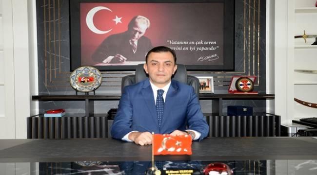 Antalya İl Emniyet Müdürümüz Sayın Mehmet Murat ULUCAN'ın Kurban Bayramı Kutlama Mesajı
