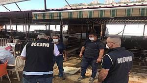 Antalya Polisi Kurban Pazarlarında Vatandaşları Sahte Para Konusunda Uyarmaya Devam Ediyor