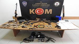 Çankırı'da Son Nokta Operasyonu