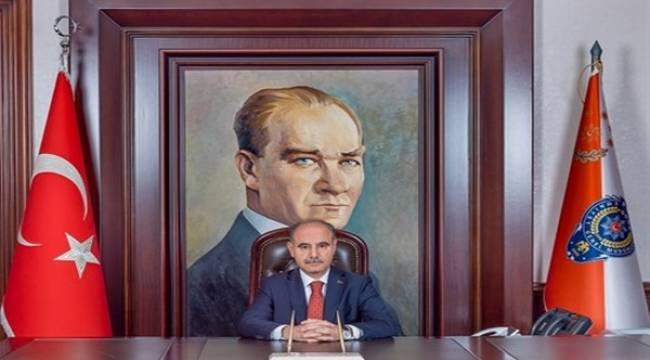 Emniyet Genel Müdürümüz Sayın Mehmet Aktaş'ın 15 Temmuz Demokrasi ve Milli Birlik Günü Mesajı