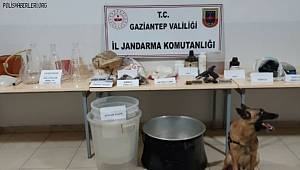 Gaziantep İl Jandarma ve Kilis İl Jandarma Komutanlığı'ndan Ortak Operasyon