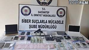 Gaziantep Polisinden Yasadışı Bahis Operasyonu