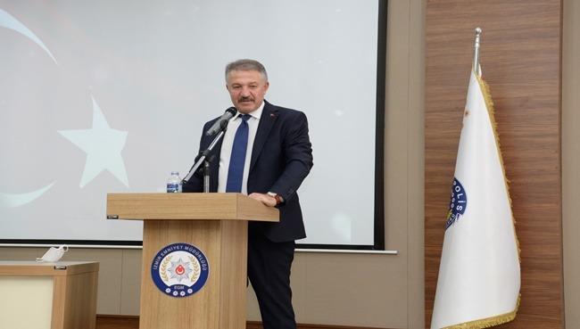 İzmir İl Emniyet Müdürümüz Syn Dr. Hüseyin AŞKIN tarafından