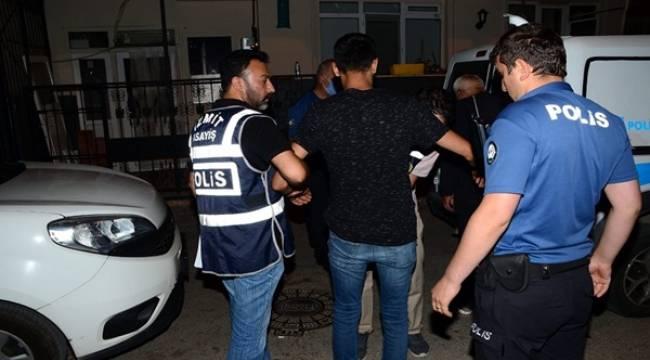 Ülkemiz Genelinde Eş Zamanlı Olarak Çeşitli Suçlardan Aranan Şahısların Yakalanması