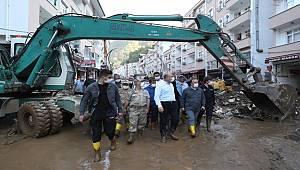 Bakanımız Sn. Süleyman Soylu 917 Personelimiz Arama Kurtarma Çalışmalarına Devam Ediyor