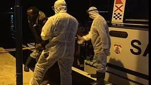 Balıkesir Açıklarında 31 Düzensiz Göçmen Kurtarılmıştır