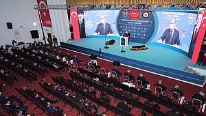 """İçişleri Bakanı Sayın Süleyman Soylu'nun Katılımlarıyla """"Koruma Eğitim Akademisi""""Açılış Töreni Gerçekleştirildi"""