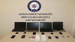 Sosyal Medya Üzerinden Kendilerini Yasal Bahis Danışmanı Göstererek Vatandaşları Dolandıran Şüpheliler Yakalandı