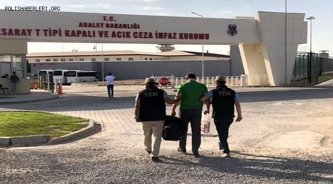 Aksaray'da Deaş ve Fetö Terör Örügütü Üyeleri Yakalandı