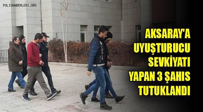Aksaray'da Narkotik Suçlara Geçit Yok