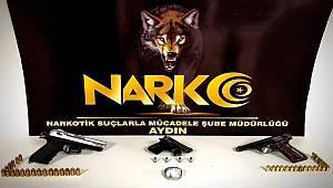 Aydın Emniyet Müdürlüğü Narkotik Şube Müdürlüğü Uyuşturucu Operasyonları