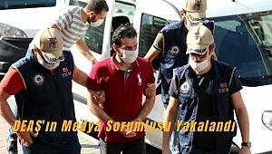 DEAŞ Terör Örgütünün Medya Sorumlusu Yakalanıp Tutuklandı