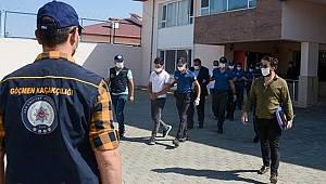 Düzensiz Göçmenlere ve Göçmen Kaçakçılarına Yönelik Yapılan Çalışmalar