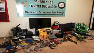 Gaziantep Polisi hırsızlara göz açtırmıyor, 3 kişi gözaltına alındı