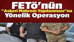 Gaziantep ve Osmaniye'de FETÖ'nün