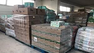 İlimiz Çayırova ilçesinde 25.07.2020 günü İzmir iline götürülmek üzere yüklenen yaklaşık maddi değeri 2.000.000 TL olan temizlik malzemeleri teslim adresine gitmemiş Olayla ilgili Çalışma başlatılmıştır