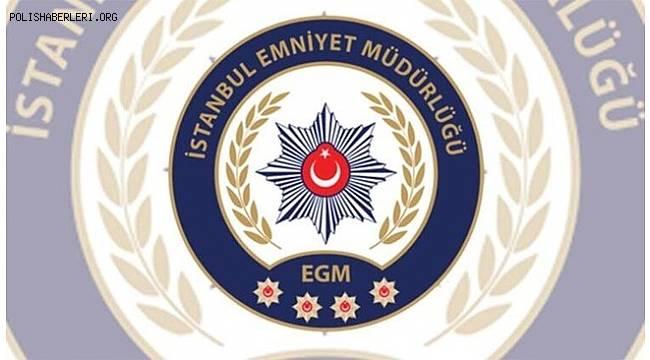 İstanbul Emniyet Müdürlüğü ekipleri Uyuşturucu Çalışmaları