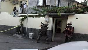 Kahramanmaraş'ta silahlı kavga 1 yaralı